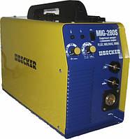 Сварочный инверторный полуавтомат BECKER MIG-280 S