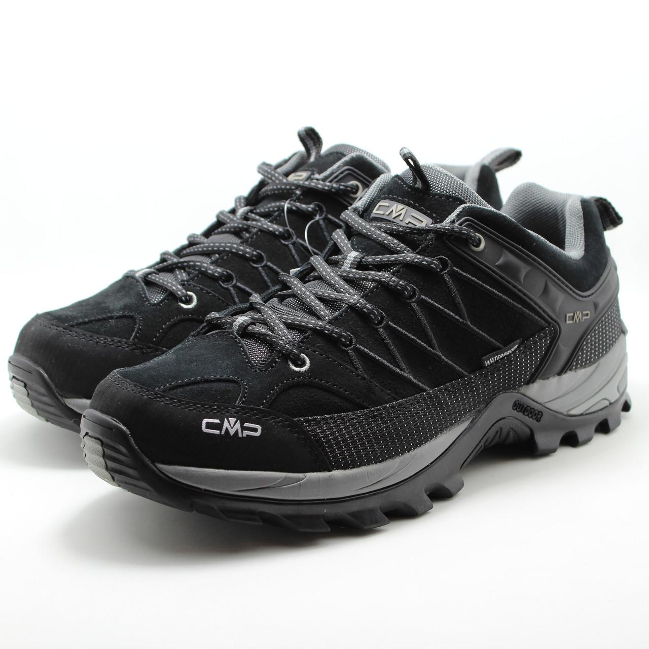 Зимние мужские трекинговые термо-кроссовки Cmp Campagnolo 3Q13247-73UC