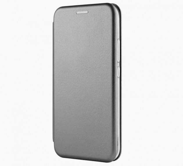 Чохол Fiji G. C. для Huawei Y5p книжка магнітна Grey