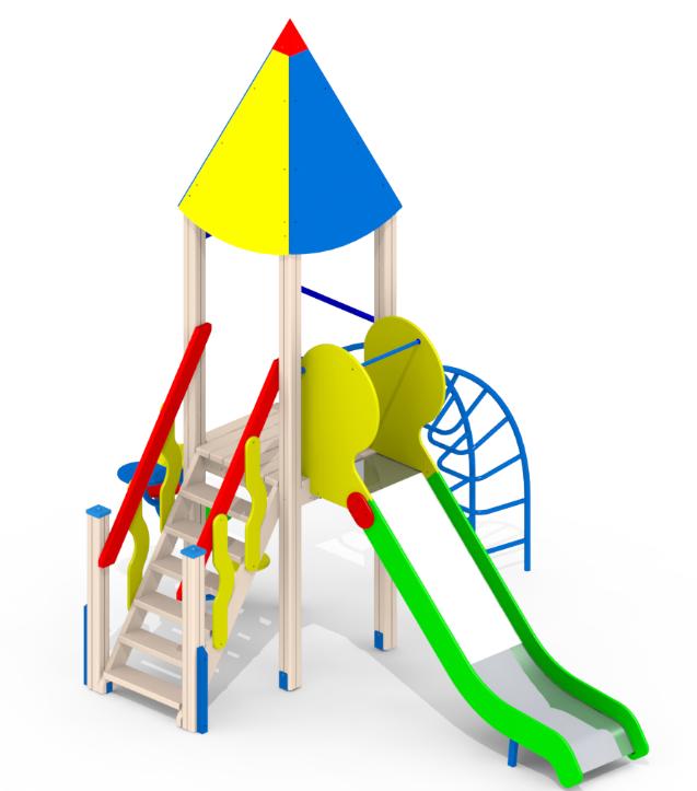 Детский игровой комплекс I91