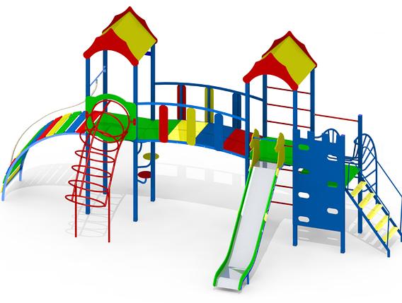 Детский игровой комплекс Q22, фото 2