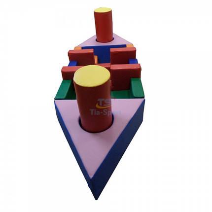 Модуль-трансформер Пароходик-2, фото 2