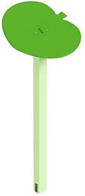 Навес одинарный Листик дерево