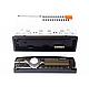 Автомагнітола 1DIN MP3-3228D RGB/Знімна   Автомобільна магнітола   RGB панель + пульт управління, фото 4