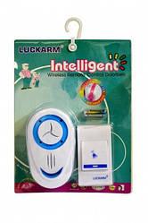 Дверний дзвінок LUCKARM Intelligent 8853 від розетки 220в