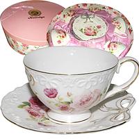 """Сервіз чайний 12 предметів 240 мл """"Бант"""" 1711, фото 1"""