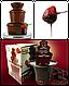 Шоколадный фонтан мини Фондю Mini Chocolate Fondue Fountain, фото 5