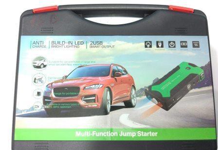 Пусковое устройство для автомобиля JUMP STARTER 15B (68000 mAh)   пускозарядное устройство