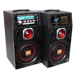 PA аудио система колонки 601 | профессиональные акустические мощные колонки | музыкальная колонка