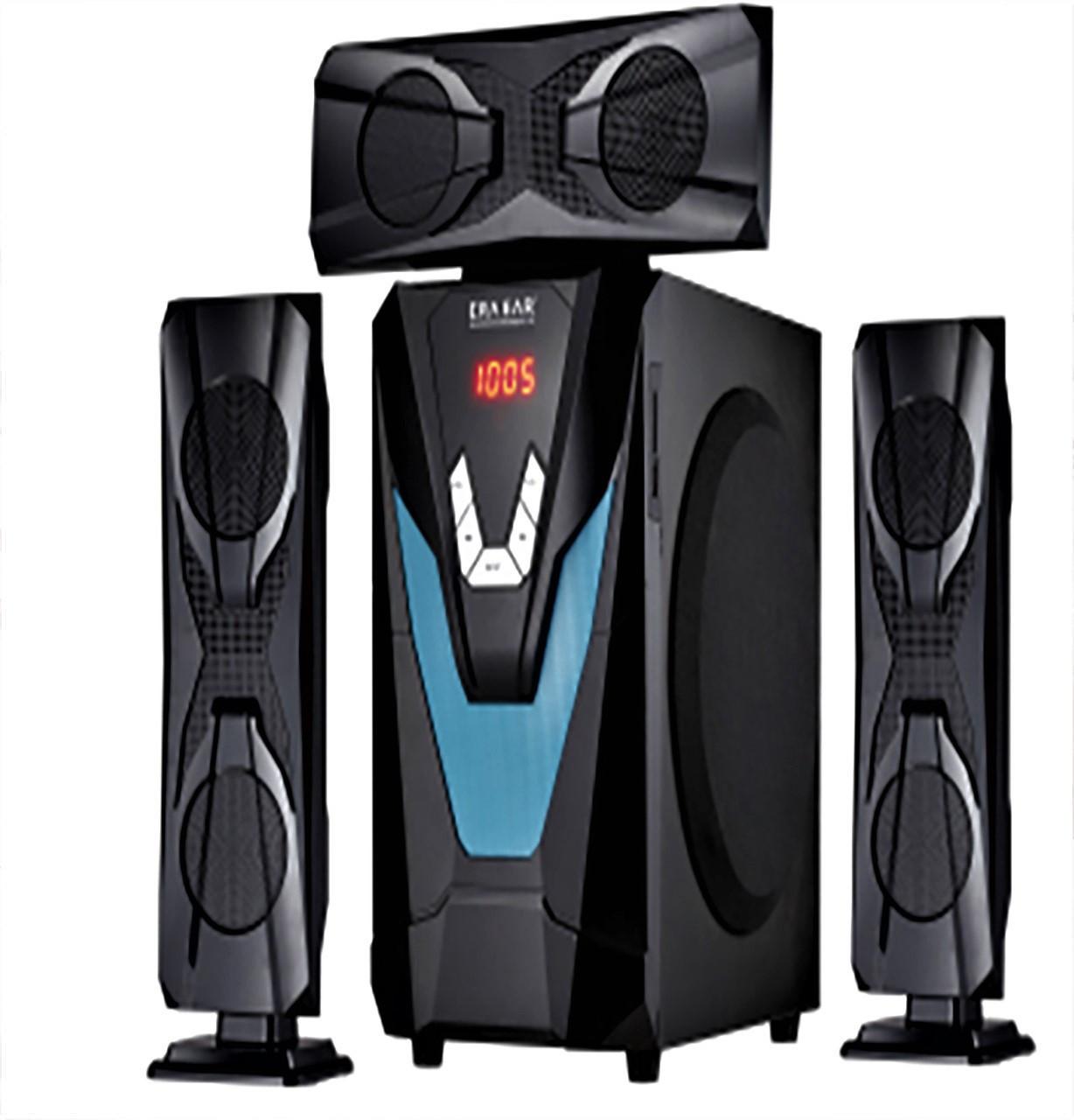 Система акустична 3.1 Era Ear E-Y3L | професійна акустична потужна колонка | домашній кінотеатр