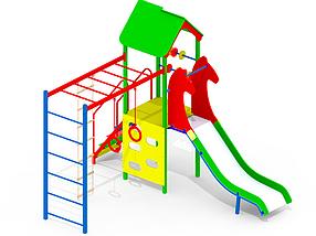 Детский игровой комплекс KS93