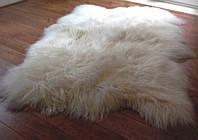 Ковер из 4-х овечьих шкур, фото 1