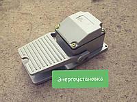 Педаль электрическая ПЭ-1М (силумин)