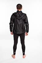 Ветровка мужская Rough Radical Flurry (original), с капюшоном, легкая водоотталкивающая куртка, фото 3