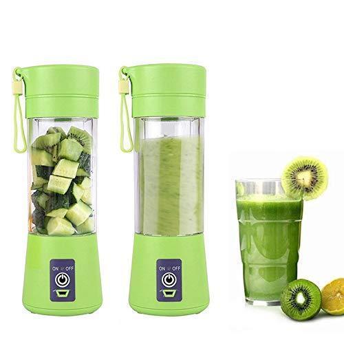 Фітнес блендер - шейкер Smart Juice Cup Fruits USB для коктейлів та смузі | харчової екстрактор