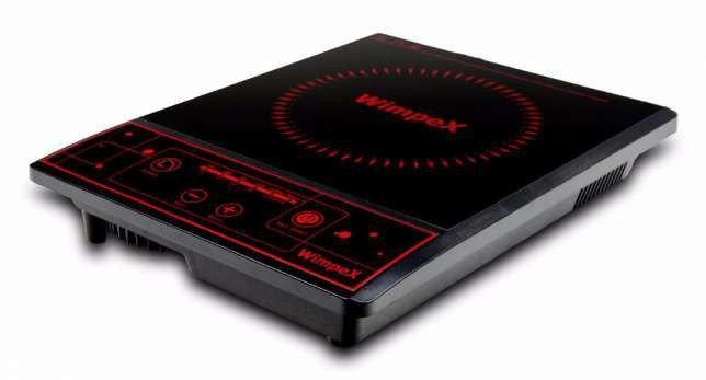 Электроплита инфракрасная WimpeX WX-1322 (2000 W) | Плита электрическая