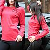 Стильная женская кофта с разрезами по бокам, фото 2