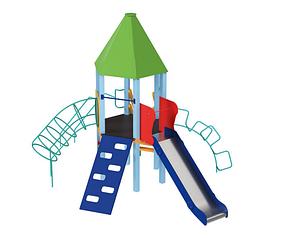 Дитячий комплекс Вежа