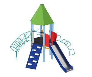 Дитячий комплекс Вежа, фото 2