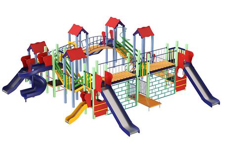 Детский комплекс Крепость, фото 2