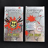 Картридж для тату и татуажа BIG WASP Gray Prestige (20 шт)  3RL 1003, фото 2