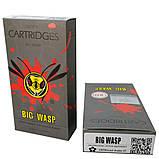 Картридж для тату и татуажа BIG WASP Gray Prestige (20 шт)  3RL 1003, фото 3