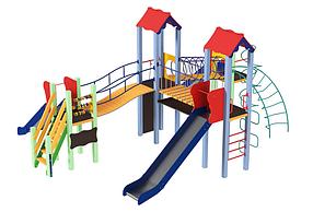 Дитячий комплекс Крабик