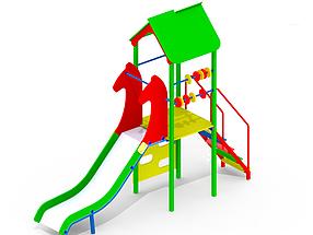 Детский игровой комплекс KS91