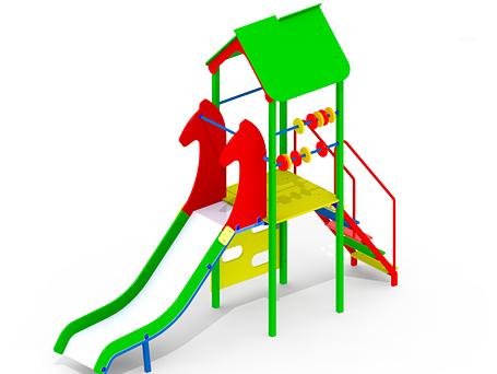 Дитячий ігровий комплекс KS91, фото 2