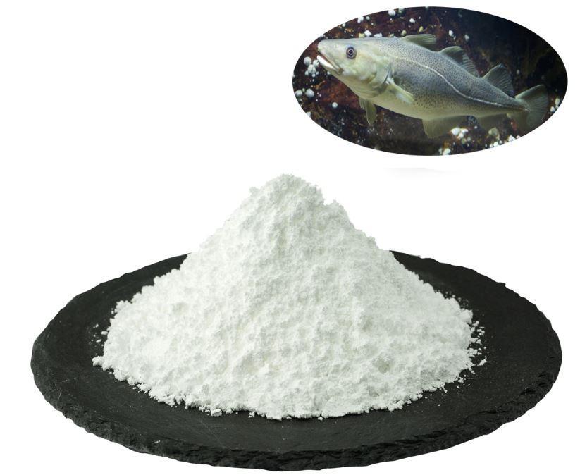 Коллаген (Collagen) Рыбный Гидролизованный Порошок 1 кг