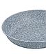 Сковорода глибока з гранітним покриттям Benson BN-518 (24*7см), кришка, індукція, ручка бакеліт   сковорідка, фото 2