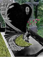 Пам'ятники з граніту у Луцьку, фото 1