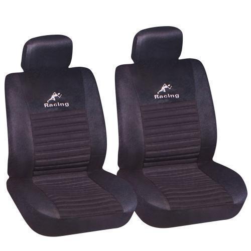 Набор чехлов MILEX Tango  на передние сидения черные (AG-24016/1)