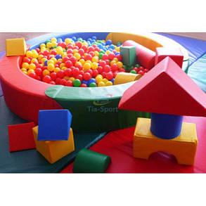 Детская игровая комната до 20 кв.м, фото 2