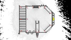 Спортивний комплекс S-30, фото 2