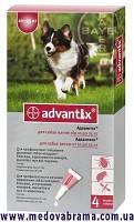 Средство от клещей для собак 10-25 кг Адвантикс ®