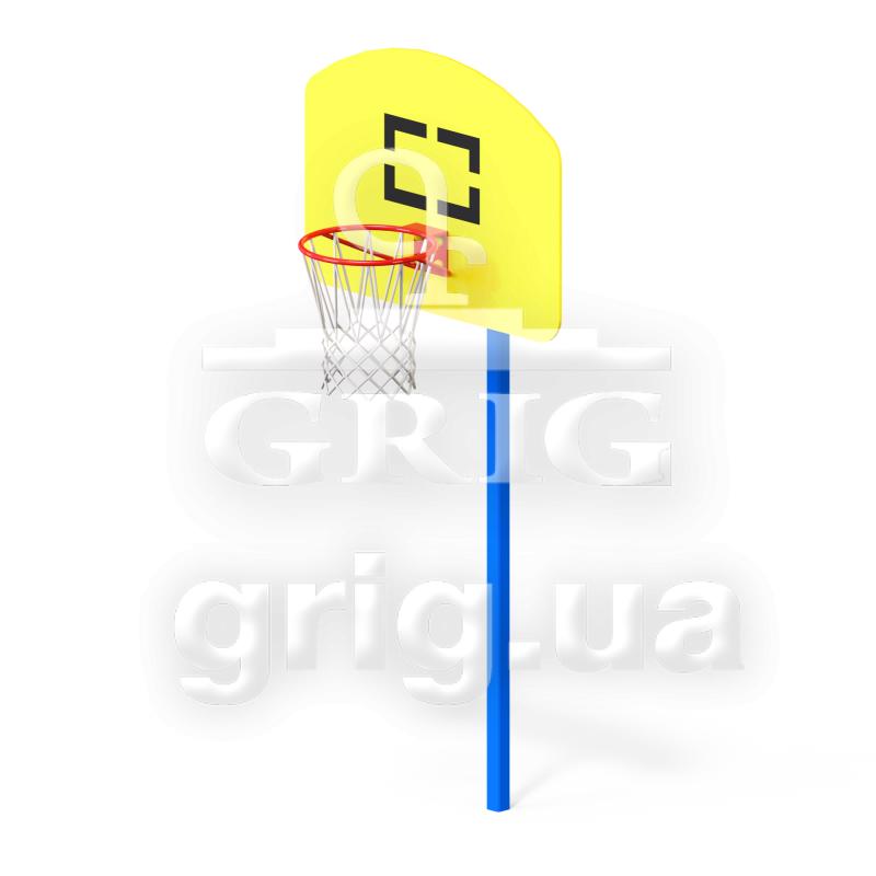 """Спортивный элемент """"Баскетбольное кольцо"""""""