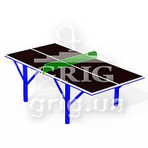 Спортивный элемент Теннисный стол, фото 3