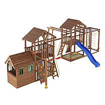 Детские площадки из дерева Leaf 11, фото 2