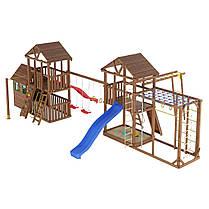 Детские площадки из дерева Leaf 11, фото 3
