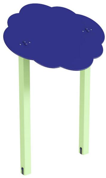 Навіс подвійний Хмаринка 15 дерево
