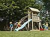 Детская игровая площадка KIOSK + SWING, фото 4
