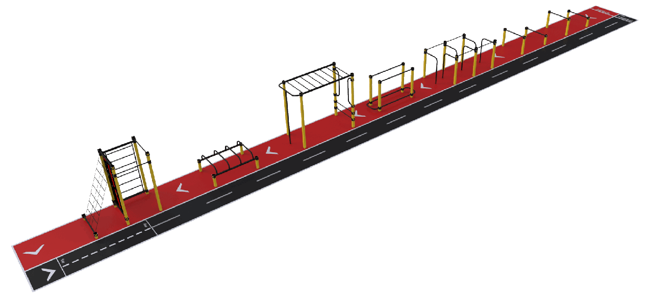 Спортивный комплекс SCS-30.1