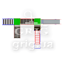 """Игровой комплекс """"Тимбо"""", фото 3"""