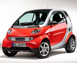 Smart Fortwo 1998-2014