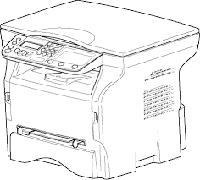 Отключение смарт-карты (чипа) Ricoh Aficio Gestetner SP1100 серии