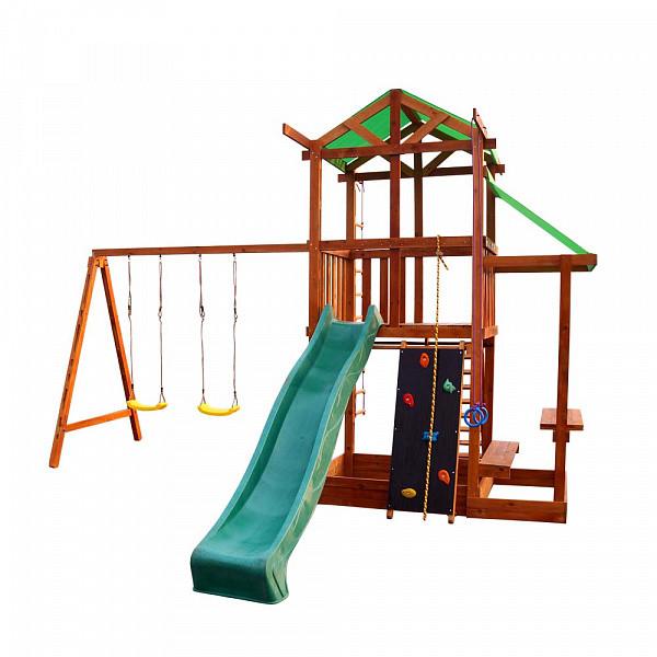 Дитячий ігровий комплекс для вулиці Babyland-7