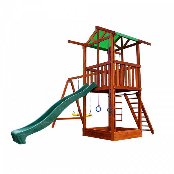 Дитячий ігровий комплекс для вулиці Babyland-2