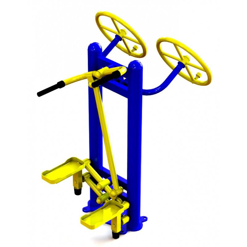 Тренажер для мышц плечевого пояса – степпер