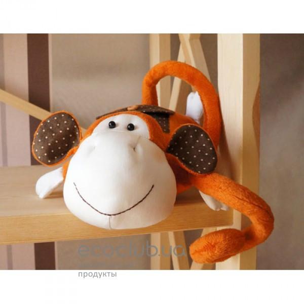 Игрушка мягкая Обезьянка ароматическая (лаванда, апельсин, корица) SunnyBunny 23x21см